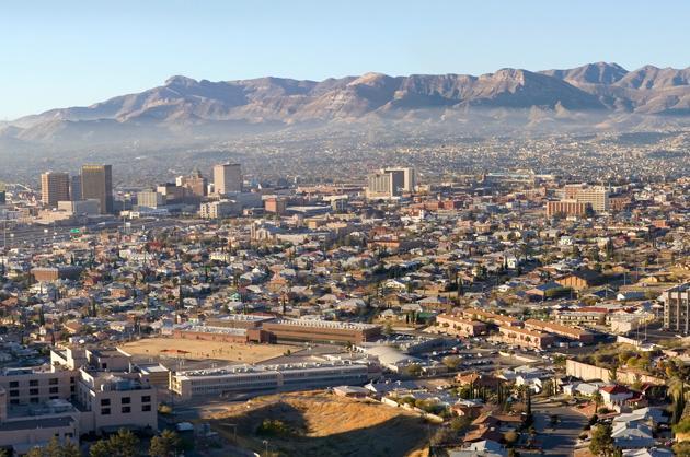 No. 9: El Paso