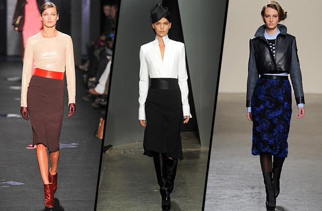 For the Young Professional - The Below-the-Knee Skirt