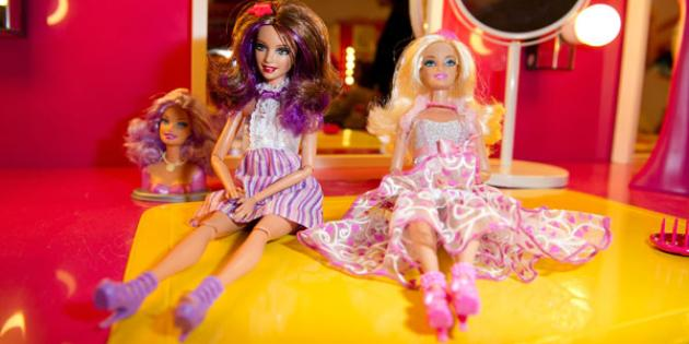 No. 1 Hot Holiday Import:  Barbie dolls and accessories