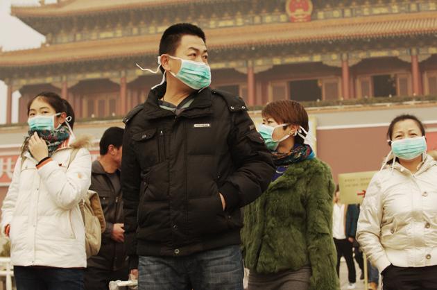 Donning Masks