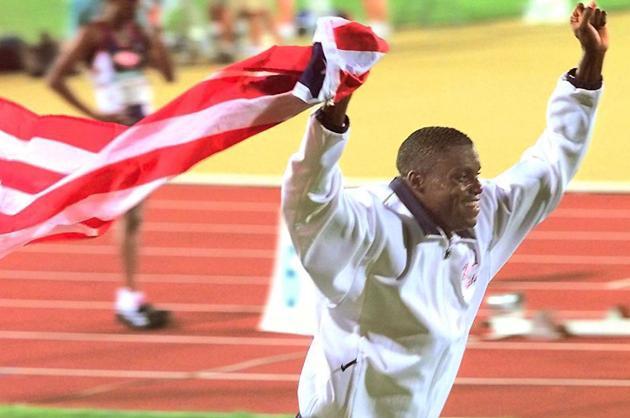 Carl Lewis, Olympic athlete