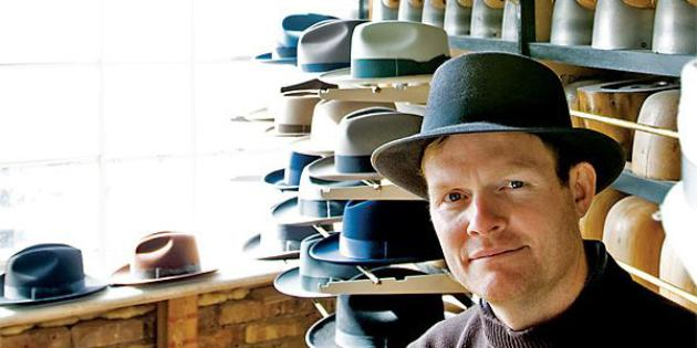 The Hatter: Optimo Hat Company