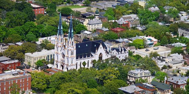 No. 3 Biggest Rent Hike: Savannah, Ga.