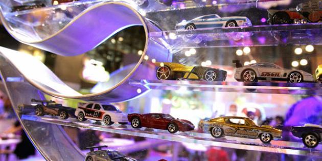 No. 8 Hot Holiday Import: Hot Wheels