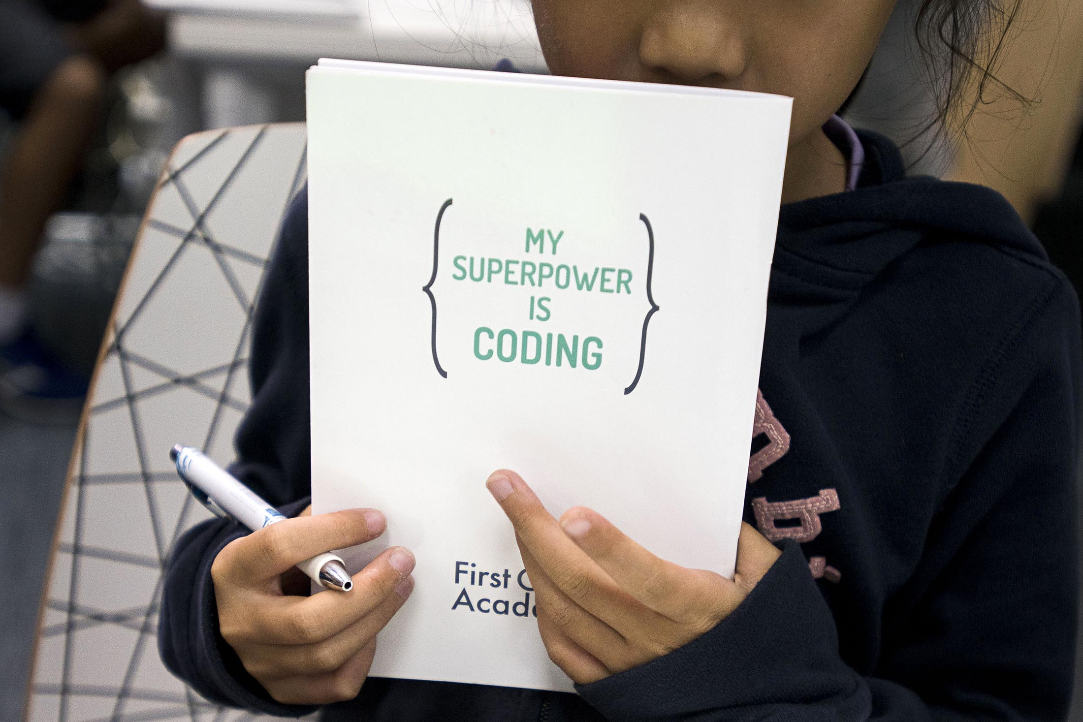 Inside First Code Academy