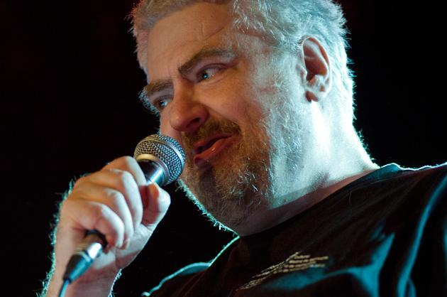 Daniel Johnston, singer-songwriter