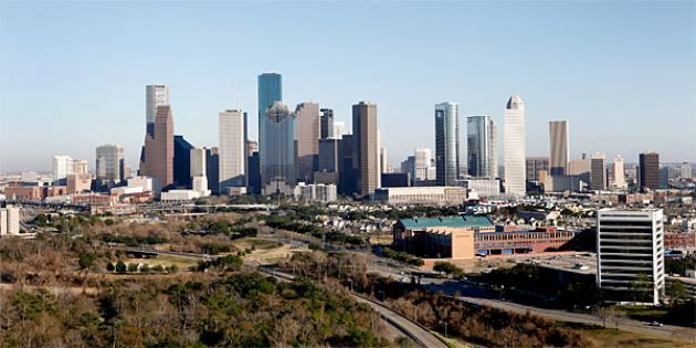 No. 10 City for Tech Jobs: Houston