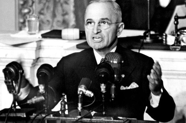 Harry Truman, 1948