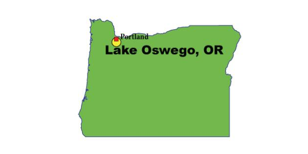 Most Expensive Suburb in Oregon: Lake Oswego