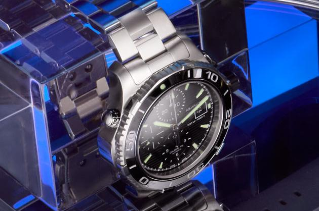 Tag Heuer Aquaracer 500M Calibre16 Automatic Chronograph