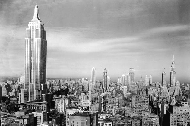 New York's Iconic Skyscraper Through the Years
