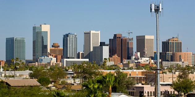 No. 18 City for Tech Jobs: Phoenix