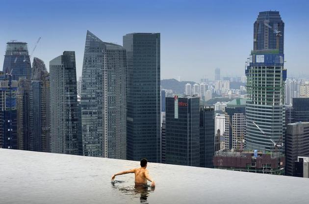 Singapore Turns 45