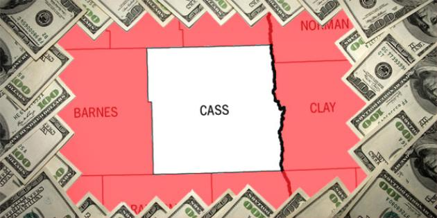 Most property tax paid in North Dakota: Cass County