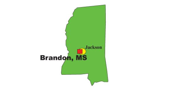 Most Expensive Suburb in Mississippi: Brandon