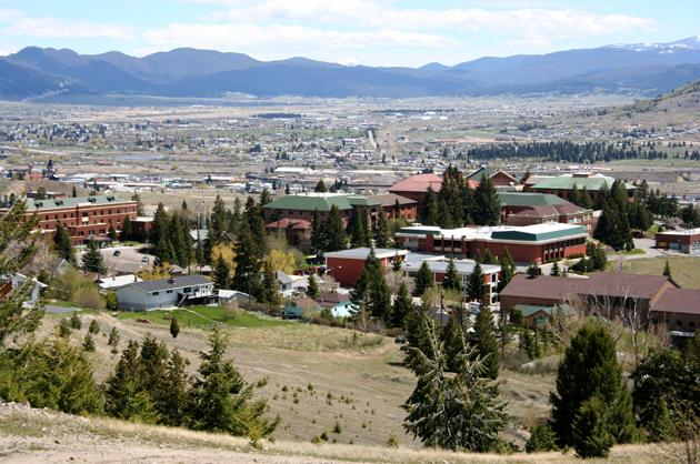 Best College ROI: Montana