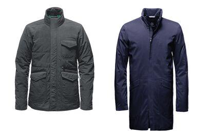winter coats similar to canada goose