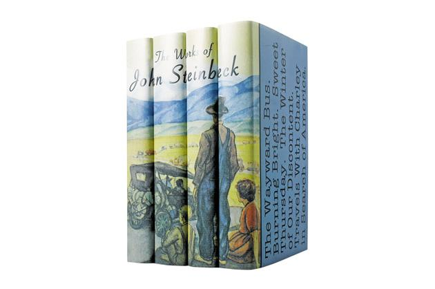 The works of John Steinbeck