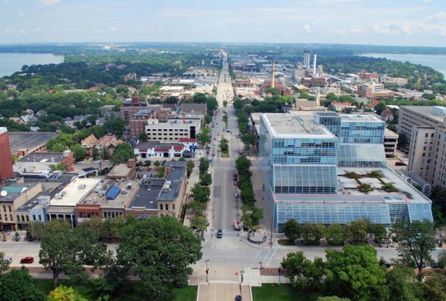 Best Place to Start Over No. 6: Madison, Wis., MSA
