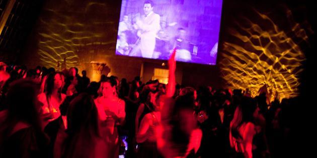 Dancing at the Met