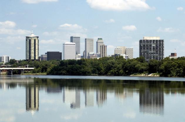 Best Place to Start Over No. 13: Tulsa, Okla., MSA