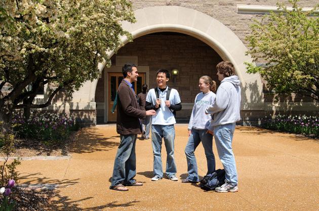 40. Washington University, St. Louis