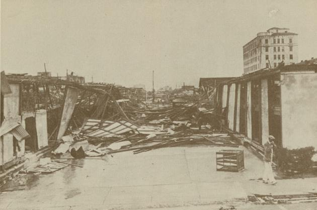 The Lake Okeechobee Hurricane (1928) Category 4