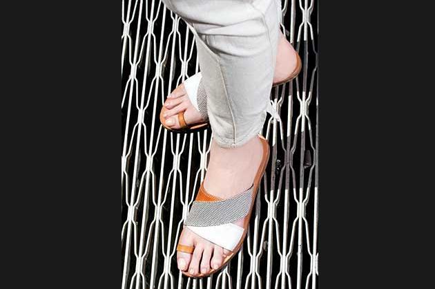 Audrey sandals