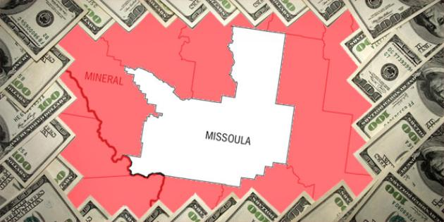 Most property tax paid in Montana: Missoula County