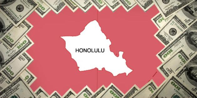 Most property tax paid in Hawaii: Honolulu County