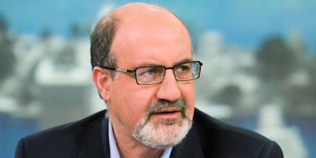 Nassim Nicholas Taleb: Universa Investments