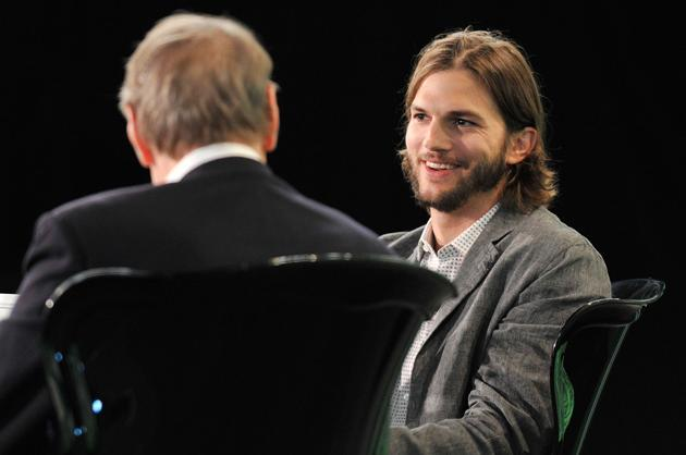 Steve Jobs-Ashton Kutcher