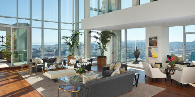No. 24 Most Expensive Home Sold: Museum Tower Penthouse