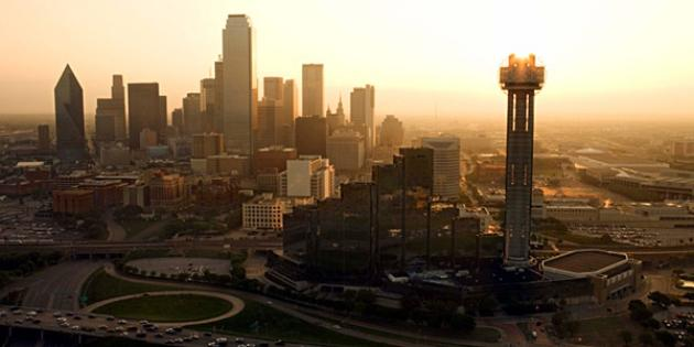 No. 6 City for Tech Jobs: Dallas-Fort Worth