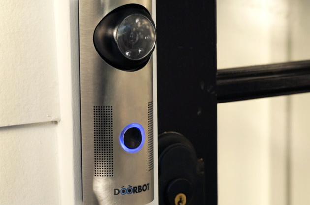 DoorBot: Connect Your Doorbell to Your iPhone