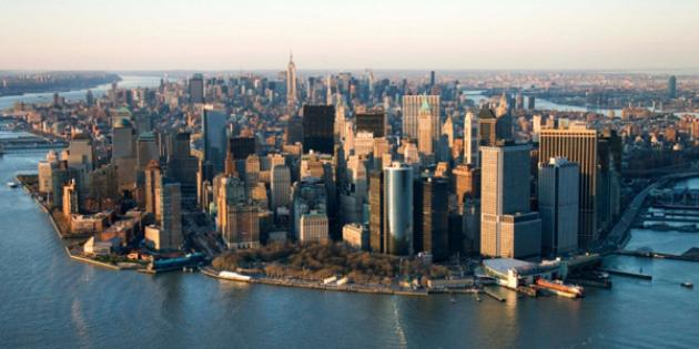 Most Populated: Manhattan