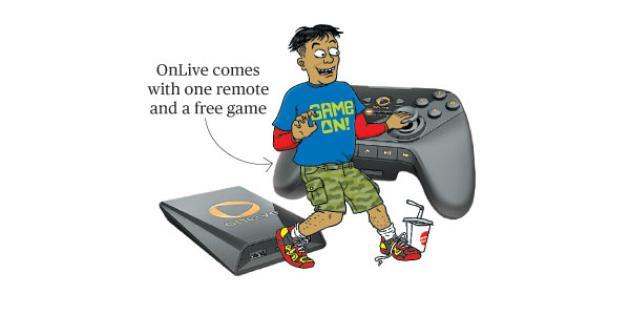 3. The Gamer