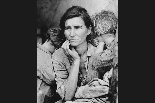 Migrant Mother, California, February 1936