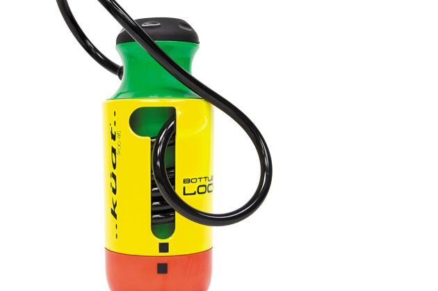 If You Bike: Küat Bottle Lock