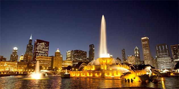 No. 7 City for Tech Jobs: Chicago