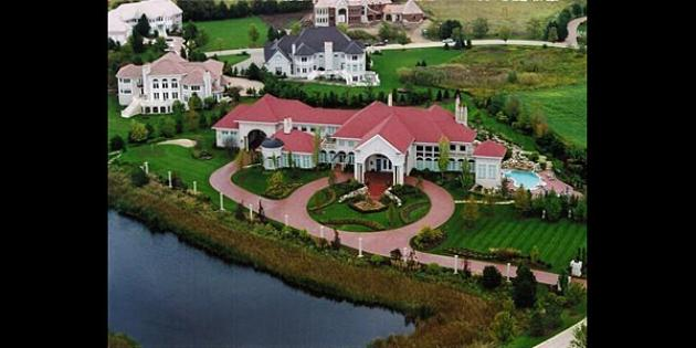 No. 15 Zip Code with Biggest Homes for Sale: South Barrington, Ill., 60010