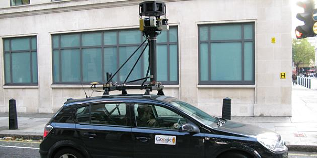 Street View Launched