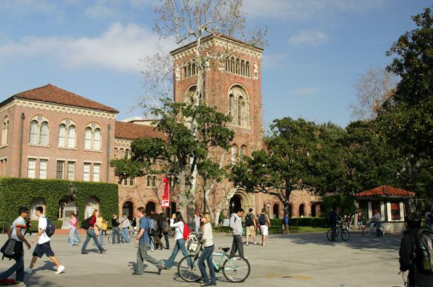 8. University of Southern California (Marshall)