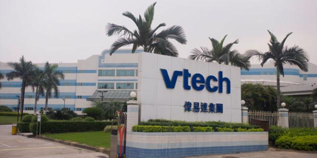 No. 8 Vtech Holdings