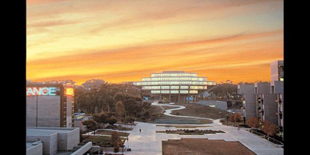 No. 26: University of California, San Diego
