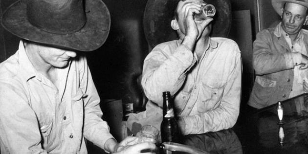 No. 4 Biggest Beer Drinker: South Dakota