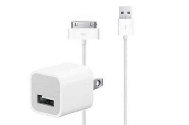 Old IPhone Chargers