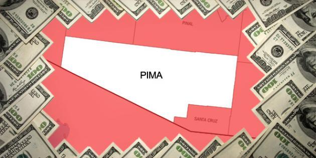 Most property tax paid in Arizona: Pima County