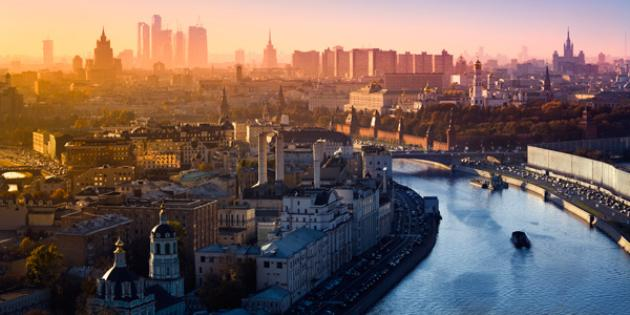 No. 14 Most Expensive City: Moscow