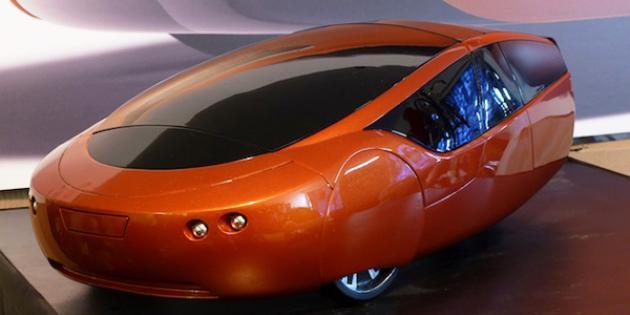 Automobile: Urbee